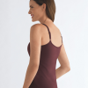 Valletta Top – Dark Burgundy