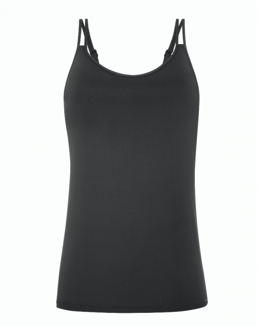 Valletta Top - Black