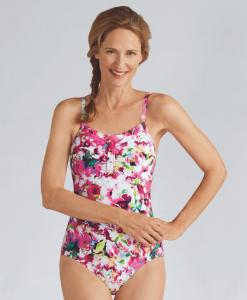 Amoena Delhi Half Bodice Swimsuit