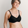 Amoena Lara Non-wired Soft Bra - Black