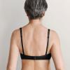 Amoena Lara Non-wired Soft Bra – Black