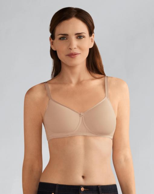 Amoena Mara Soft Bra - Light Nude