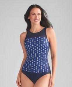 Amoena Morocco Half Bodice Swimsuit