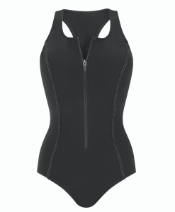 Amoena Key West One Piece Swimsuit - Black