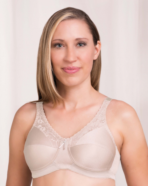 Trulife Barbara Softcup Bra Nude