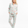 Orientique Morning Glory Pjama Set