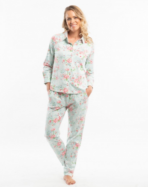 Orientique Morning Glory Pjama Set