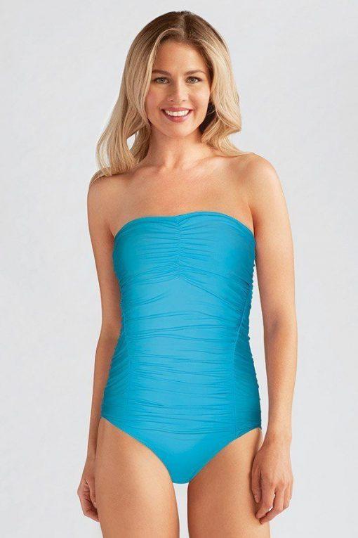 Amoena Melissa Odabash Jacquie Swimsuit – Sky