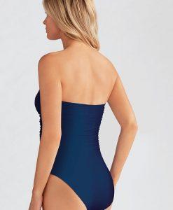 Amoena Melissa Odabash Jacquie Swimsuit - Navy