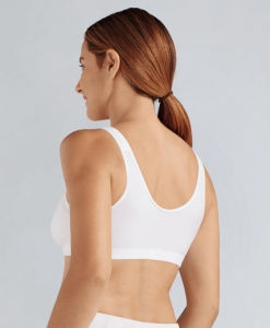 Amoena Non-Wired Front Closure Bra