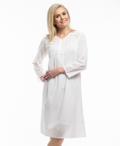 Victoria's Dream Victorian Long Sleeve Nightie