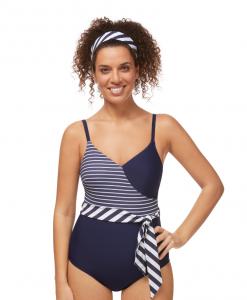 Amoena Infinity Pool One-Piece Swimsuit